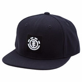 Boné Aba Reta Snapback Element Skate United Class Cores