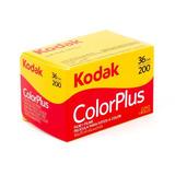 Rollo Kodak Colorplus 36 Fotos Iso200 -mar Del Plata Envíos