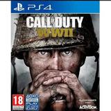 Call Of Duty Ww Ii Ps4 Físico