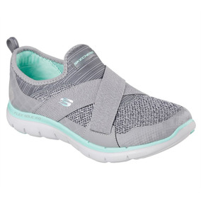 Zapatillas Skechers Flex Appeal New Image 2.0 Mujer - Runnin