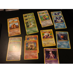 Cartas Pokémon Xy Evolutions Energia Agua