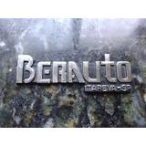 Emblema Chevrolet Berauto Itapeva/sp Década 90
