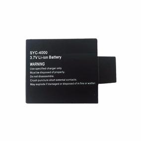 Bateria Extra Sj4000 Recarregável Sports Cam Camera 4k Eken