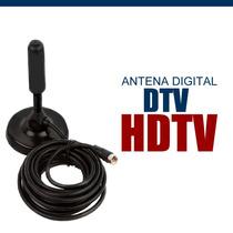 Antena Para Tv E Receptor Digital Hd Interna E Externa Uhf