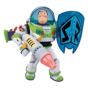 Boneco Falante Buzz Lightyear Power Blaster Toy Story