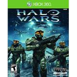 ºº Halo Wars Para Xbox 360 ºº En Bnkshop
