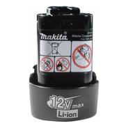 Bateria Recarregável De Li-ion 12 V Makita Bl1014