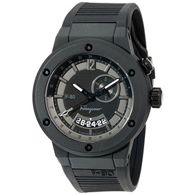 Reloj Salvatore Ferragamo F55lgq6877 S113 F-80 Negro
