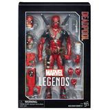 Marvel Legends Deadpool Deluxe 28cm Artículado