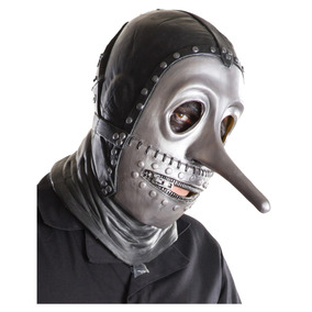 Mascara Oficial Slipknot Chris Fehn Latex Adulto Original
