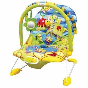 Cadeira De Descanso Infantil Alegria Do Jardim Musical Dican