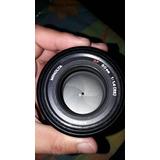 Lente Para Sony Alpha 50mm F1.4