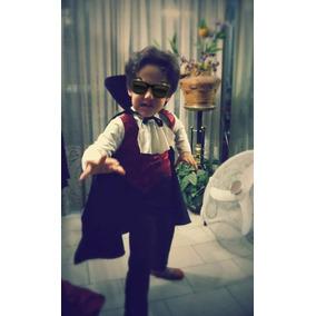 Disfraz Conde Dracula Niño