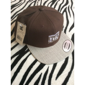 Gorra Snapback Dc Shoes 100% Original Nueva, Skate Cafe