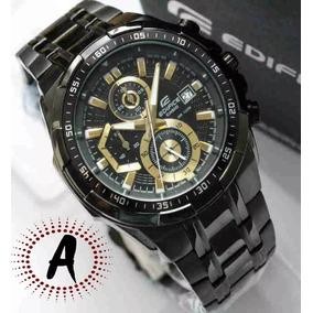 Relogio Z208129 Casio Edifice Efr 539zd Lançamento Black