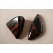 Piedra Obsidiana Atigrada Rolada