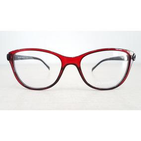 1bca26df6a958 Armação Secret Para Óculos De Grau Estilo Vermelho Original · R  129. 12x  R  10 sem juros. Frete grátis