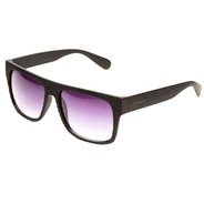 Óculos De Sol Thomaston Striped Hoop Preto - Tamanho Único