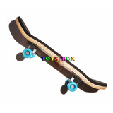 Skate De Dedo Semi Profissional Shape Madeira - Fingerboard