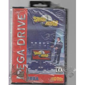 2738 Jogo Mega Drive Show Do Milhão Sem Uso