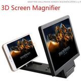 Ampliador De Imagem, Zoom Para Celulares 3d, Dobrável