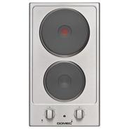Anafe Electrico Domec Ge30 2 Hornallas Acero Inox Selectogar