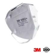 Barbijo 3m Pack X10 Cubre Tapa Boca Mascara Protector Kn95