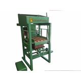 Máquina De Fazer Bloc Blocos De Concreto, Cimento