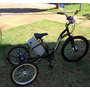 Triciclo Elétrico 350w 36v Modelo Ipanema C/ Bat. Sla 12ah