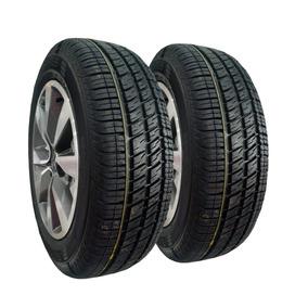 Kit 2 Pneu 175/65 R14 Remold Gw Tyre Pirelli 5 Anos Garantia