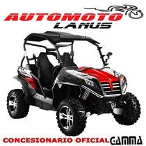 Gamma Utv Z-force 625 Ex 0km 2017 Automoto Lanus