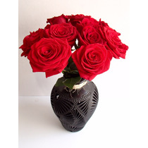Flores A Domicilio Df Entrega Inmediata Base Artesanal Barro