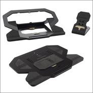 Toco-kit 2 En 1 Soporte Notebook Celular Regulable Portátil