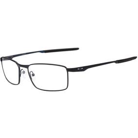 75d960f1834 Oakley Fuller - Óculos De Grau Matte Midnight - Lente 5