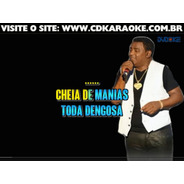 Dvd De Karaoke Raça Negra - Dvdoke Músicas Videoke