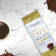 Café Molido   Tueste Claro   250 Grs   Viaggio Espresso