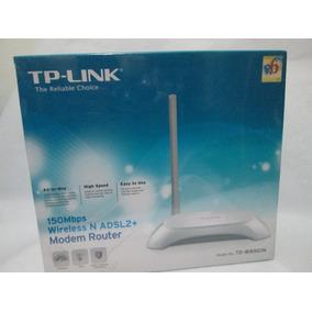 Modem Y Wifi Aba Todo En Uno Tplink W8901n Router Y Switch