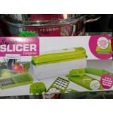 Rallador, Cortador, Picador De Verduras Super Slicer