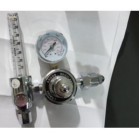 Regulador Para Gas Inerte Co2 / Argon Soldadura Mig