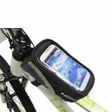 Estuche Soporte Bicicleta Moto Impermeable Celular Pequeño