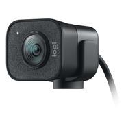 Webcam Logitech Streamcam Plus Full Usb-c Para Streaming