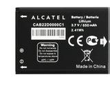 Bateria Para Celular Alcatel One Touch Mini Modelo Ot708