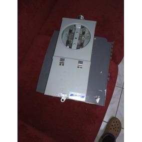 Caja Metal De Medidor Con Bracker 100kw Nueva