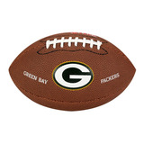 Bola Futebol Americano Green Bay Packers - Wilson Original
