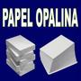 Papel Especial Opalina Telada Blanca 220 G 125 H A4