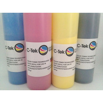 Toner Ricoh Color Mp C2050/2550/2051/2551 Recarga C-tek
