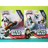 2 Set De Figuras Star Wars Playskool