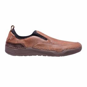 Zapato Hombre Hush Puppies Casual Cuero
