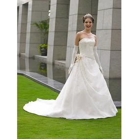 Vestido De Noiva By Lady Roi - 40 - Pronta Entrega - Vn00038