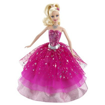 Barbie - Moda Mágica En París: Muñeca Barbie [versión En In